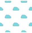 storm cloud pattern flat vector image vector image