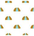 waterfall pattern flat vector image vector image