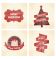 Christmas cards set vector | Price: 1 Credit (USD $1)