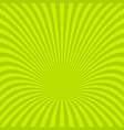 dynamic abstract ray burst background - design vector image vector image