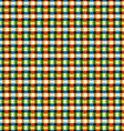 Seamless bright colourful interweaving background vector image vector image
