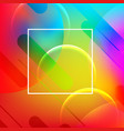 abstract modern background vector image vector image