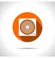 speaker icon Eps10 vector image
