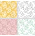 Summer ethnic seamless pattern vector image vector image
