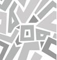 abstract seamless modern gray retro design vector image