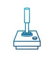 console joystick videogame vector image vector image
