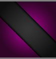 mesh background with purple corners vector image vector image