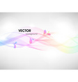 Soft Coloured Abstract Background vector image vector image