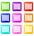 cubes with numbers on playground set 9