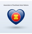 Love Association of Southeast Asian Nations symbol