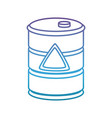 oil can icon vector image