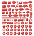 Web Objects Pack vector image