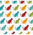 funny cats wallpaper color design graphic vector image