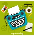 Copywriting Concept vector image