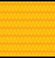 creative shape design pattern in orange background vector image vector image
