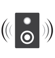 Speakers Icon vector image vector image