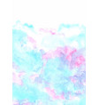 abstract fairy tale cloud sky watercolor vector image vector image