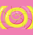abstract swirl circle background vector image