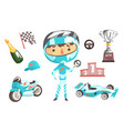 boy speed racer kids future dream professional