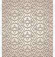 Beige lattice vector image vector image