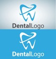 dental logo 13 vector image