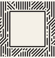 dots square frame vector image