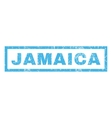 Jamaica Rubber Stamp vector image
