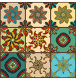 ceramic tiles set vector image