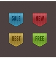 Quality ribbons vector | Price: 1 Credit (USD $1)