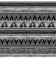 Ethnic seamless pattern in native style Tribal