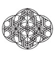 modern parquetry panel is a parquetry design of a vector image vector image