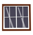 Different house windows elements vector image vector image