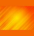 abstract yellow and orange color background with vector image vector image