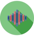 Music Indicator I vector image