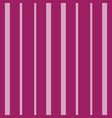 vertical pink stripes seamless print vector image vector image