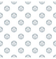 quality vodka pattern seamless vector image vector image
