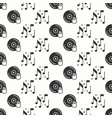 vinyl record disco dance nightlife seamless vector image vector image