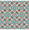 italian ceramic tile seamless pattern vector image
