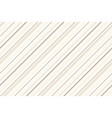 light beige striped background seamless pattern vector image vector image