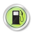petrol icon vector image vector image