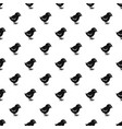 chick pattern vector image