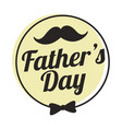 best dad happy fathers day vector image