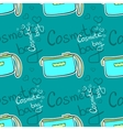 CosmeticBagPattern vector image