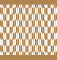 japanese seamless pattern gold geometric b vector image vector image