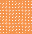universal seamless pattern of simple vector image vector image