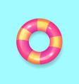 lifebuoy saving ring icon vector image vector image