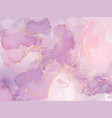 liquid gold rose marble canvas abstract painting