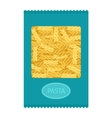 Pasta products vector image vector image