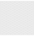 seamless pattern light grey white mosaic figures vector image vector image