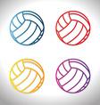 Sport design over white background vector image vector image